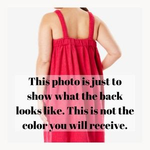 Dreams & Co. Intimates & Sleepwear - Towel Wrap Spa Robe Terry Plus Sz Pink 4x 34/36 +